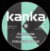 Sir Wilson - Evolution / Evolution Of Dub / Don Fe - Turn The Pages / Part 2 (Kanka) 12""